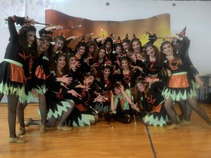 Ludbreške mažoretkinje pripremaju plesni spektakl