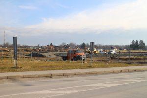 Izgradnja trgovačkog centra