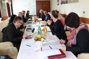 U Ludbregu održan sastanak u sklopu Erasmus programa