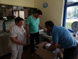 Grad Ludbreg nabavio CRP analizator za pedijatrijsku ordinaciju