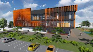 """Projekt """"Izrada projektno-tehničke dokumentacije za izgradnju nove zgrade knjižnice"""""""