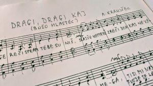 Danas koncert Antuna Kranjčeca