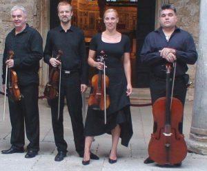 """Najavljujemo: Gudački kvartet """"Cadenza"""" u subotu gostuje u Ludbregu"""