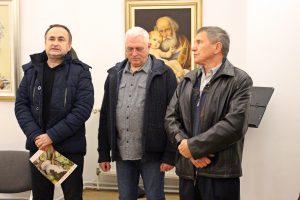 Otvorena izložba Zlatka Kapuste