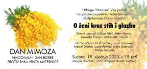 "Udruga ""Narcisa"" organizira Dan mimoza"